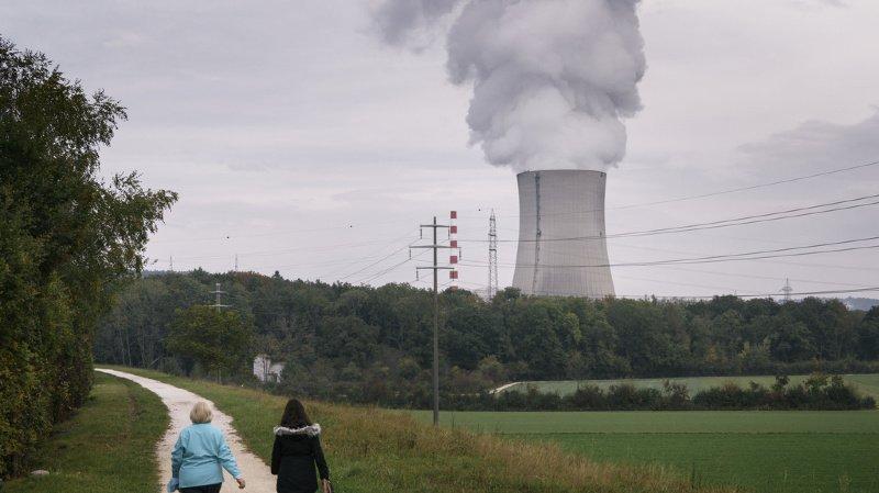 La centrale de Gösgen venait de subir des travaux de révision.