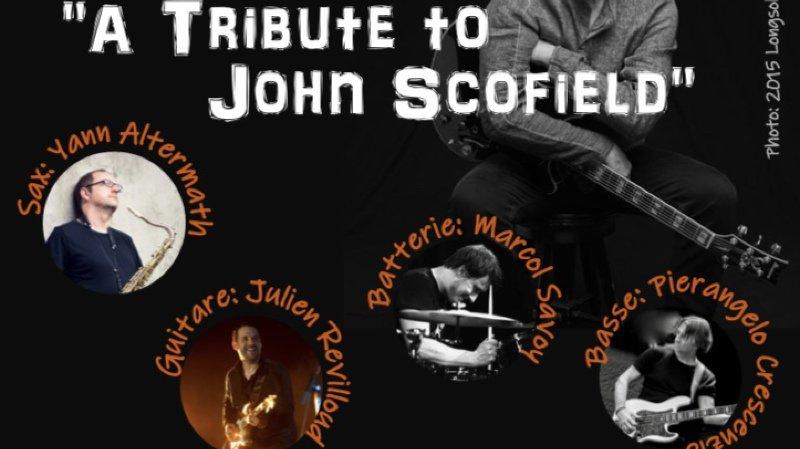 Jazz-raclette - BUMP, A Tribute to J. Scofield