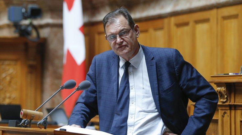 Claude Béglé a été entendu mercredi par la direction du PDC au sujet de son voyage en Corée du Nord. (Archives)