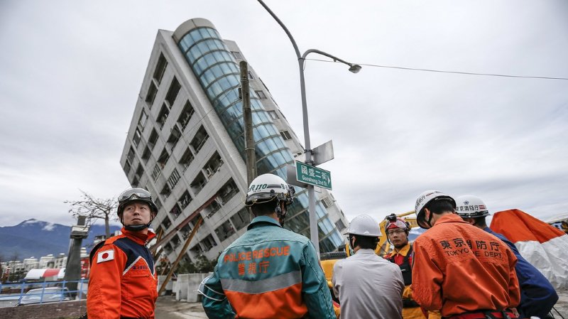Taïwan: un mort suite à un séisme de magnitude 5,9