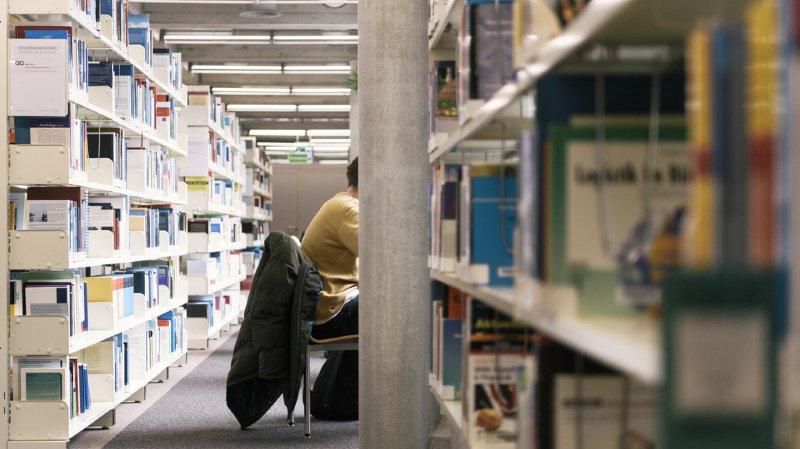 L'institution la plus fréquentée est la bibliothèque centrale de Zurich, avec plus de 49'000 utilisateurs. (Illustration)