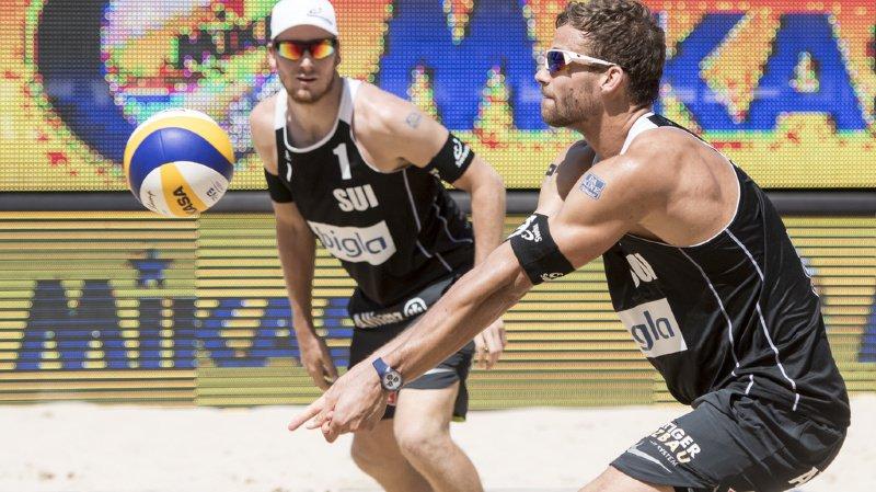 Nico Beeler et Marco Krattiger remportent leur premier succès sur le circuit mondial (archives).