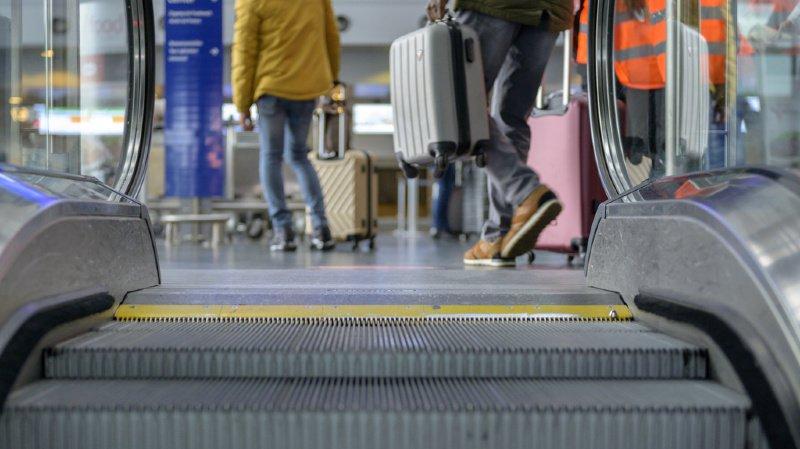 Transport aérien: l'aéroport de Bâle-Mulhouse évacué pendant 50 minutes