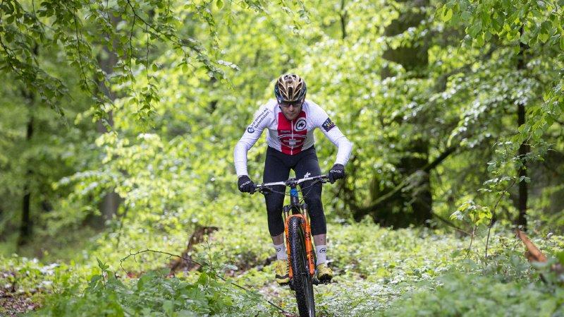 VTT: l'Argovien Florian Vogel décroche l'argent aux Championnats d'Europe de cross-country