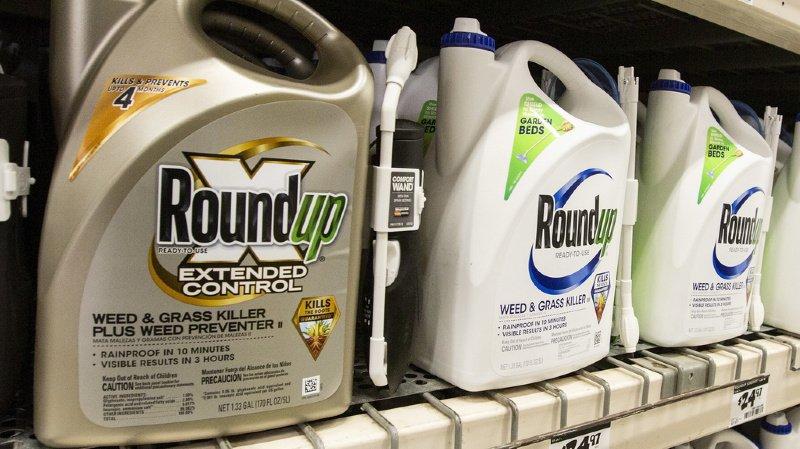 Le désherbant de Monsanto, Roundup, a été reconnu par un jury populaire comme la cause du cancer d'un retraité américain. (illustration)