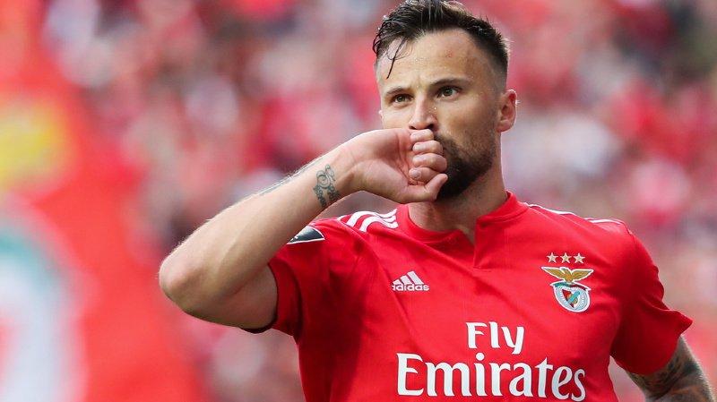 Haris Seferovic avait terminé meilleur buteur du championnat portugais lors de l'exercice 2018-2019. Il avait inscrit 23 buts en 29 apparitions.