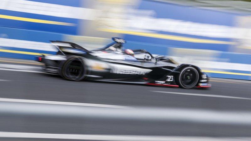 Formule 1 - Silverstone: Sébastien Buemi sort de route et heurte une barrière de protection à 270 km/h