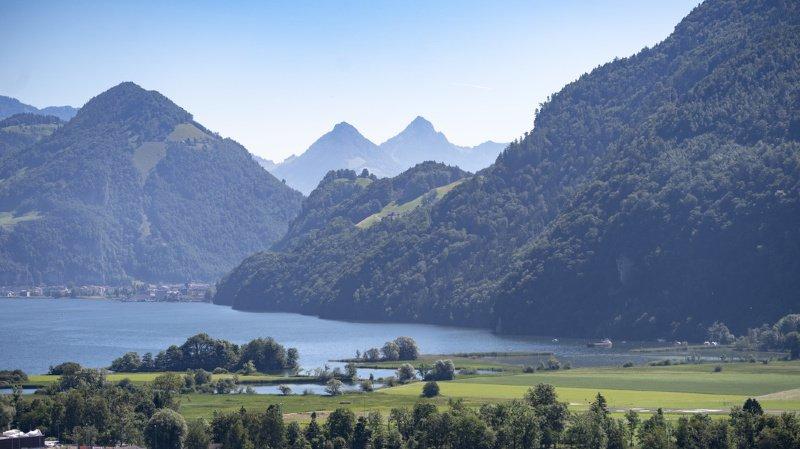 Nidwald: une fillette de six ans se noie dans le lac des Quatre-Cantons