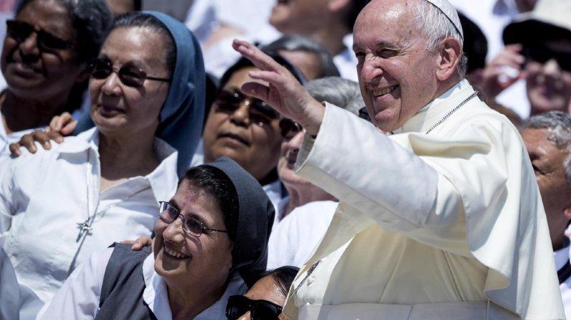 Selon le pape, «toute forme de prostitution est une réduction en esclavage, un acte criminel.»