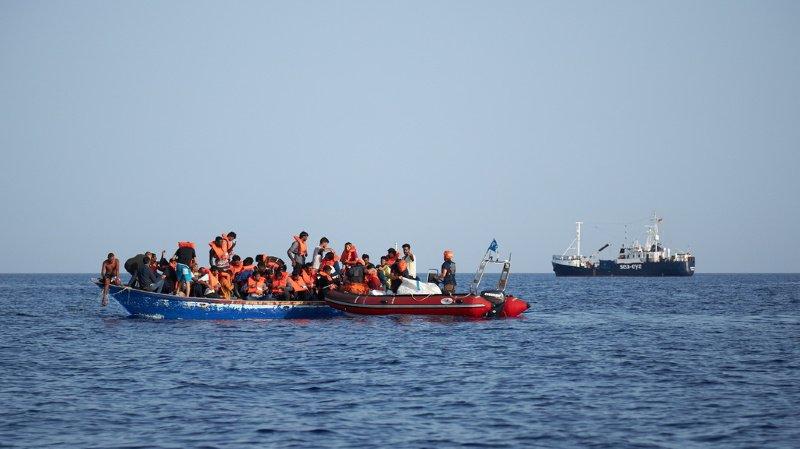 Libye: plus de 100 migrants portés disparus après un naufrage