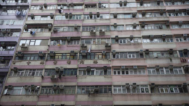 L'enfant a chuté depuis le cinquième étage d'un bâtiment en Chine. (Illustration)