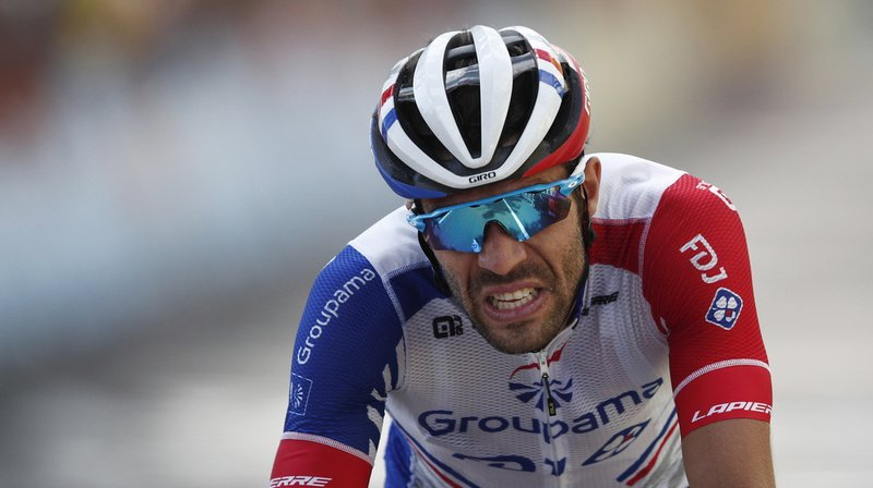Cyclisme – Tour de France: Pinot remporte la 14e étape au sprint, Alaphilippe toujours en jaune