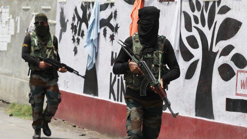 Le Cachemire est l'une des régions les plus militarisée au monde.