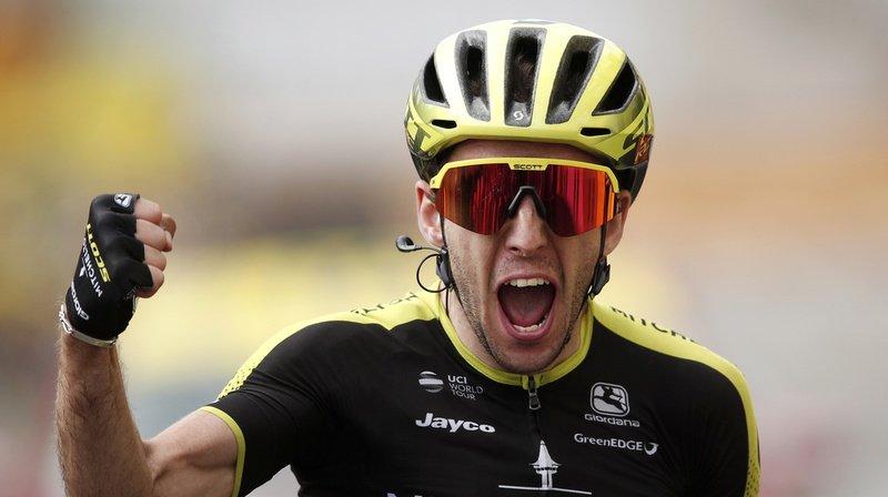 Cyclisme - Tour de France: Yates remporte sa 2e victoire d'étape, Alaphilippe sauve son maillot jaune