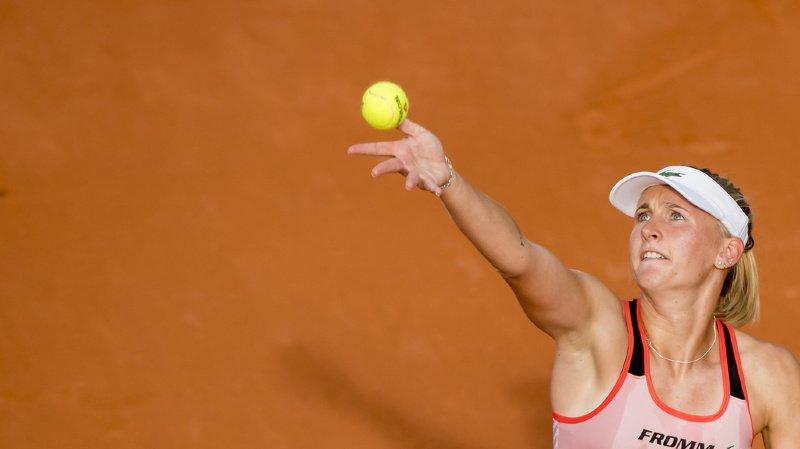 Tennis: Jil Teichmann se hisse en finale à Palerme