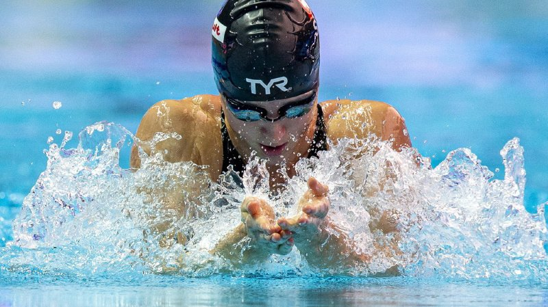 Natation - Championnats du monde: record suisse et qualification pour la Zurichoise Lisa Mamié