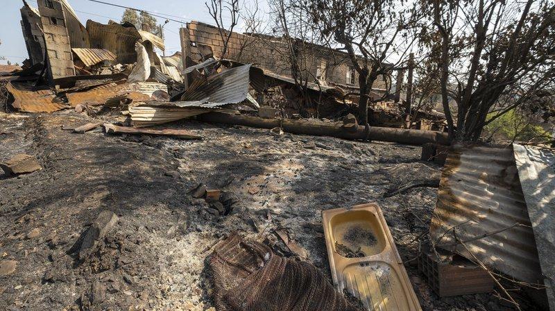 Les pompiers viennent à bout des incendies au Portugal