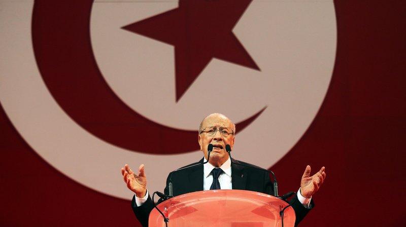Le président de la Tunisie Béji Caïd Essebsi est décédé quelques heures après son hospitalisation en soins intensif. (Archives)