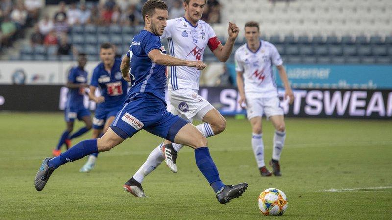 Football - Europa League: Lucerne bat KI Klaksvik 1 à 0 lors du 2e tour des qualifications
