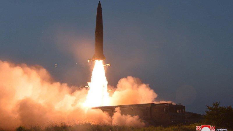 La Corée du Nord serait désormais équipée de nouvelles armes téléguidées. (illustration)