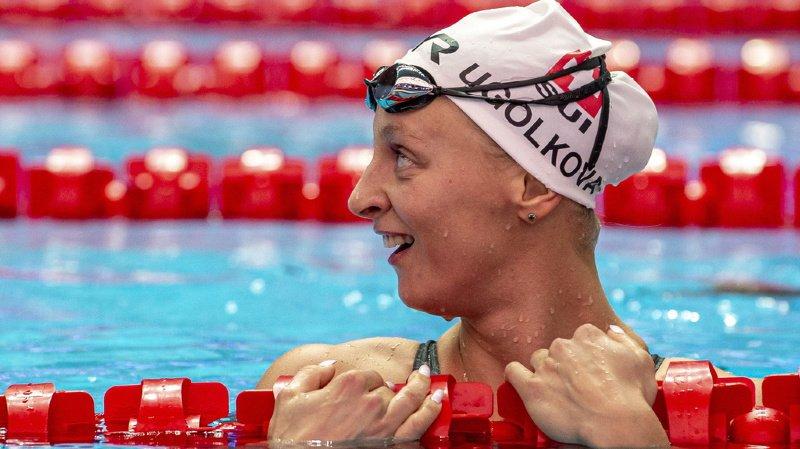 Maria Ugolkova et ses coéquipières peuvent avoir le sourire. Elles viennent de valider leur ticket pour Tokyo l'an prochain.