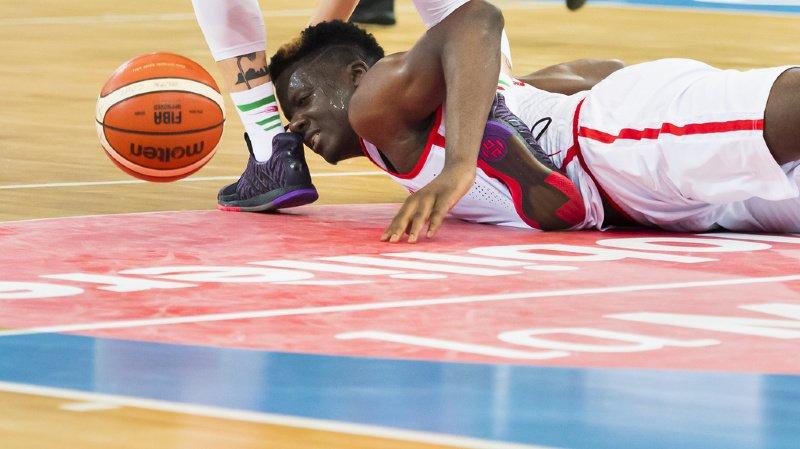 Basketball – Euro 2021: la Suisse prend l'eau au Portugal et voit les qualifications s'éloigner