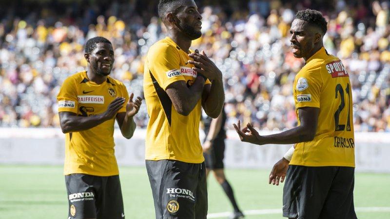 Football - Ligue des champions: en barrages, Young Boys et Bâle affronteront des équipes à leur portée