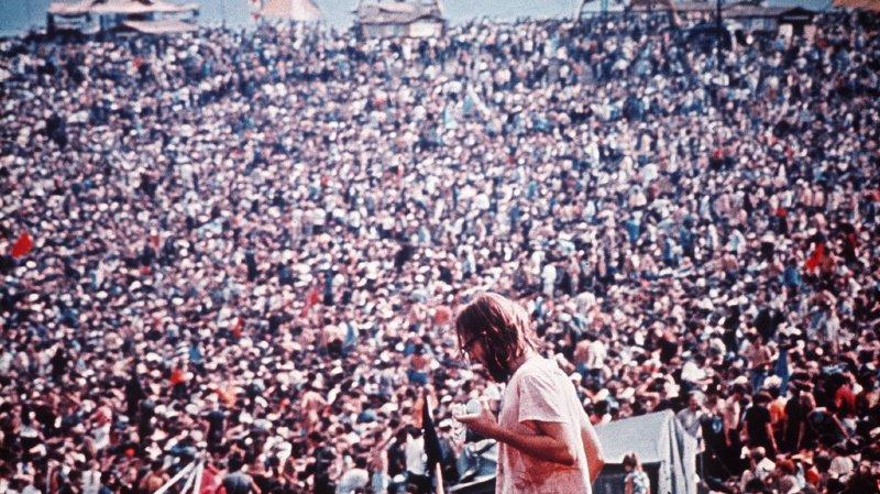 Musique: le festival légendaire Woodstock fête ses 50 ans