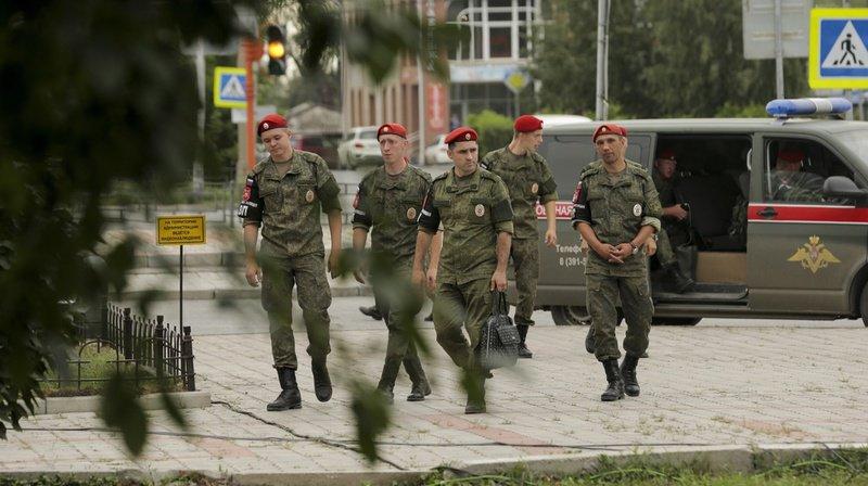Russie: l'explosion qui a fait 5 morts jeudi dernier causée par des tests de «nouveaux armements» nucléaires