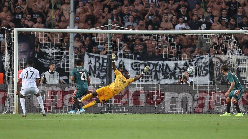 Football – Ligue des champions: l'Ajax Amsterdam tenu en échec par le PAOK Salonique en préliminaire