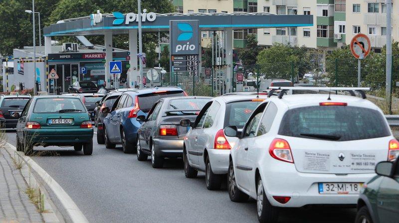 Portugal: une grève provoque une ruée sur le carburant