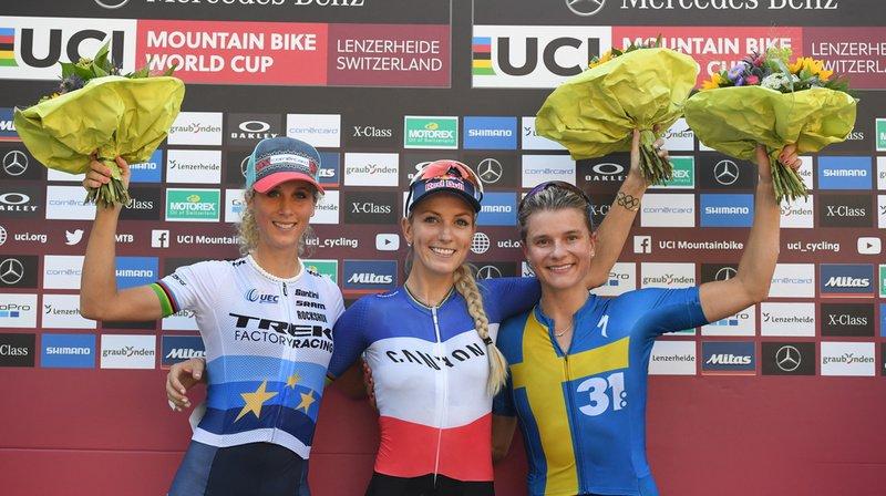 VTT – Coupe du monde à Lenzerheide: Jolanda Neff 2e et Nino Schurter 3e en short-track