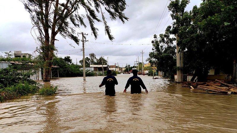 Mousson en Inde: 144 morts, des centaines de milliers d'évacuations