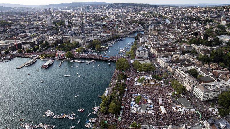 Zurich: un suspect arrêté après une alerte à la bombe à la Street Parade