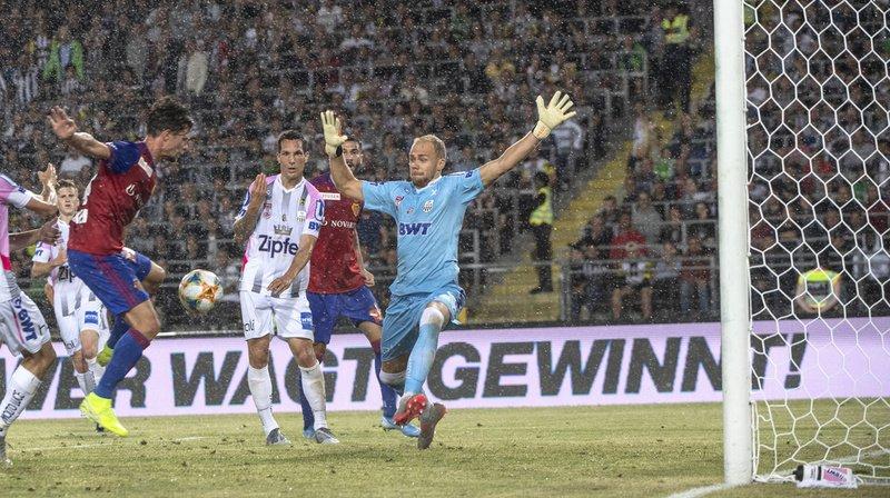 Football – Ligue des Champions : Bâle éliminé par les Autrichiens de Linz