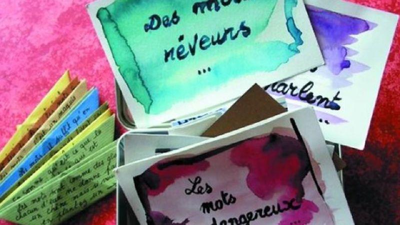 La boîte à mots de Margot