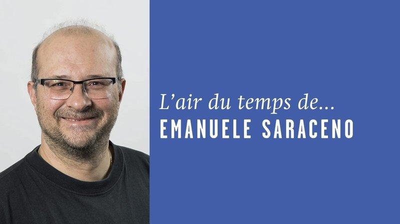 «Je te dis vous», l'air du temps d'Emanuele Saraceno