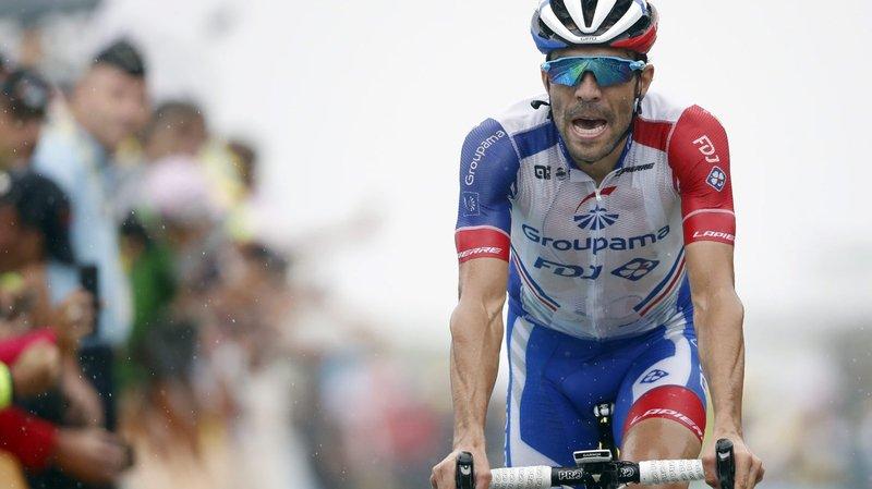 Un duel franco-français enflamme le Tour de France