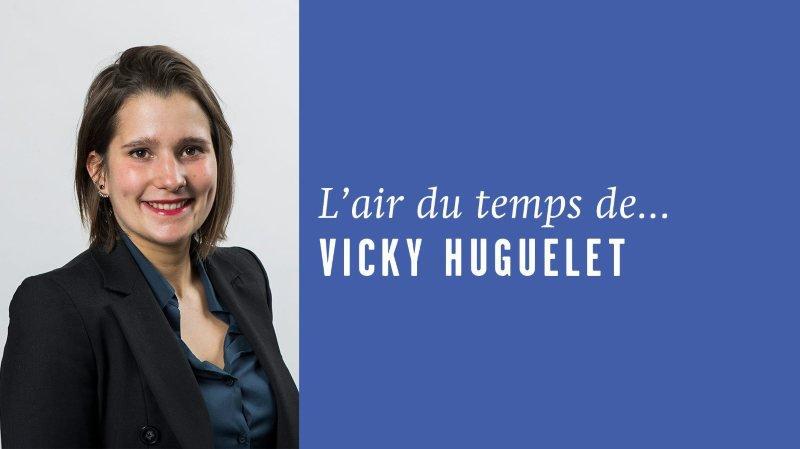 «La critique facile», l'air du temps de Vicky Huguelet