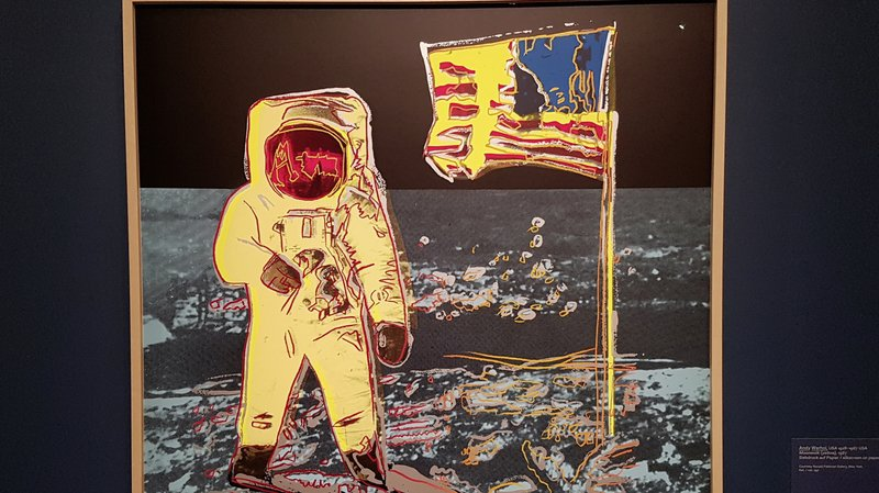 Ces artistes qui ont croqué la Lune