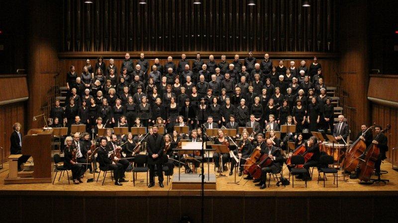Ferveur romantique - Concert de Cantabile