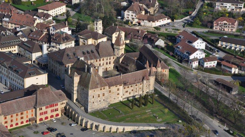 Portes ouvertes du château