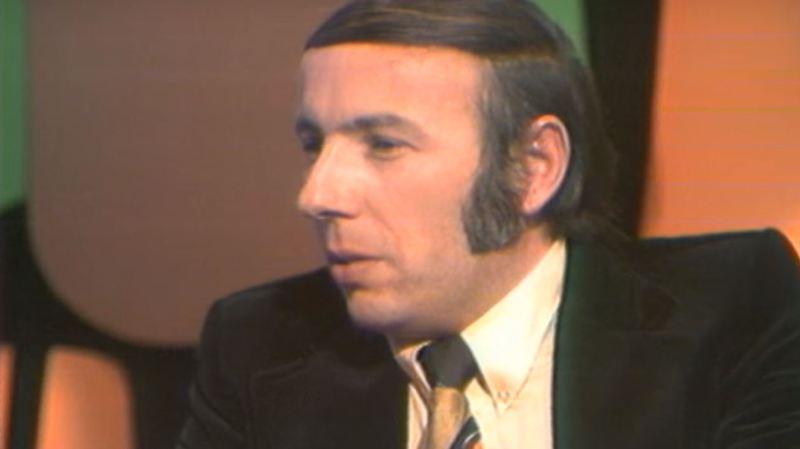 Roger Félix était, aux côtés des Deschenaux, Tripod ou Tillmann, l'un des piliers des sports à la TSR.