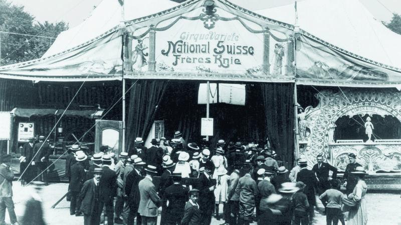 Knie: quel cirque depuis un siècle!