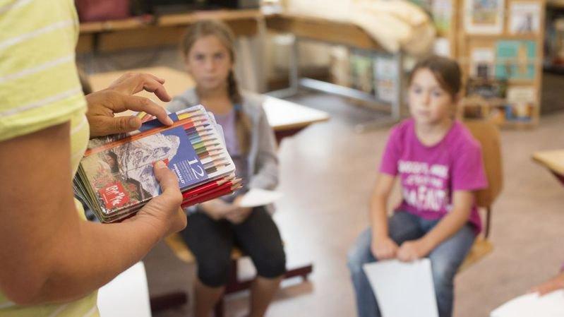 Quel matériel pour les écoliers neuchâtelois?