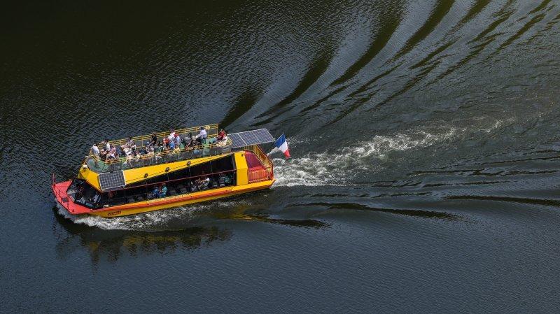 Villers-le-Lac et Les Brenets: comment naviguer en polluant moins