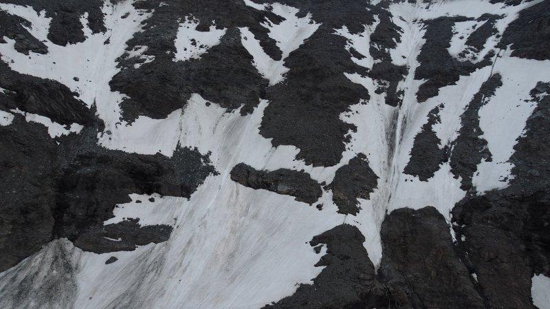 L'alpiniste décédé faisait l'ascension du Combin de Valsorey.