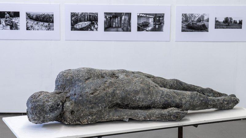 Deux sculpteurs en opposition à la galerie Numaga