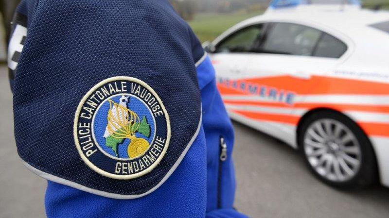 La police a déployé un important dispositif pour retrouver les voleurs.