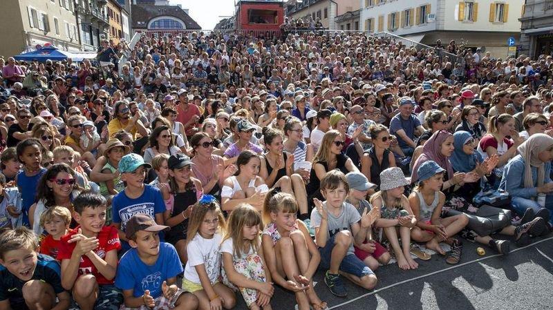 Une fois de plus, le public a répondu présent en nombre à la Plage des Six-Pompes.